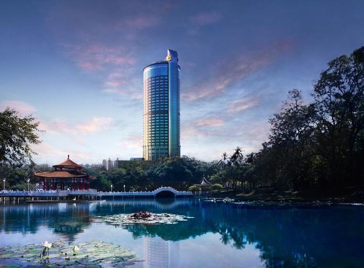 대만 최고급 호텔 샹그릴라 호텔