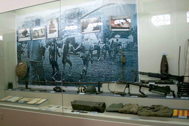 전쟁중인 유물