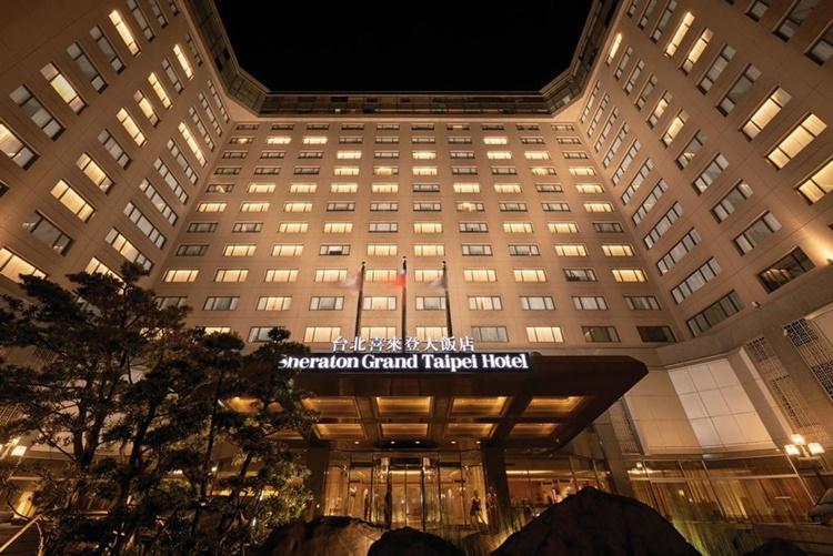 대만 호텔추천 쉐라톤 호텔